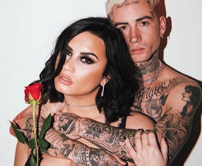 Demi Lovato confirma ruptura con su novio
