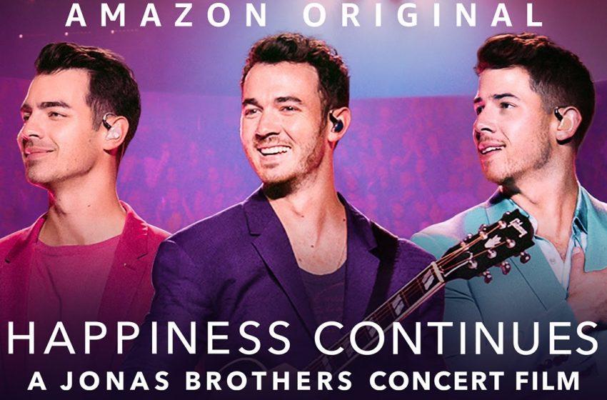 Jonas Brothers estrenan documental