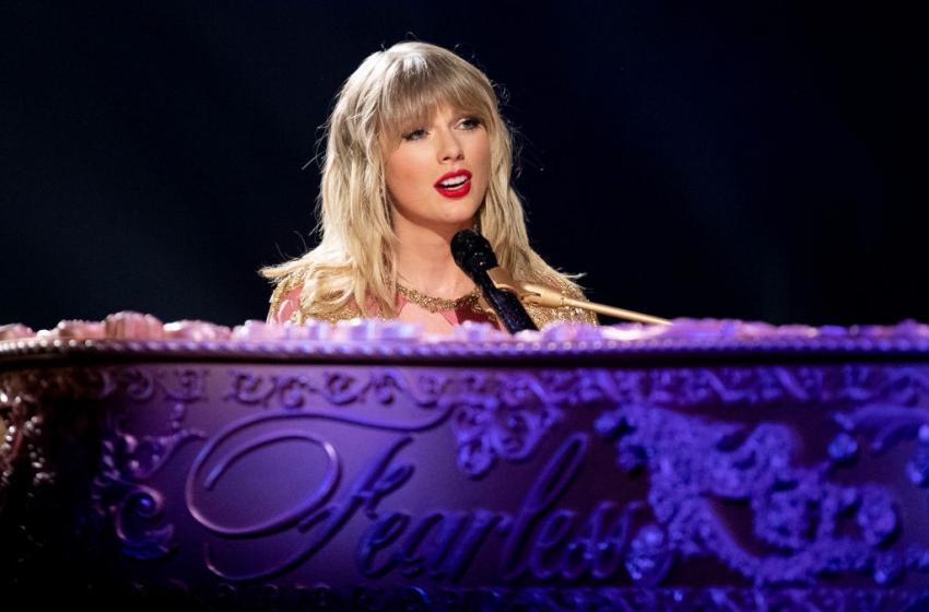 Taylor Swift cancela todas sus presentaciones del 2020