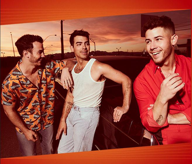 Los Jonas Brothers anuncian colaboración con Karol G