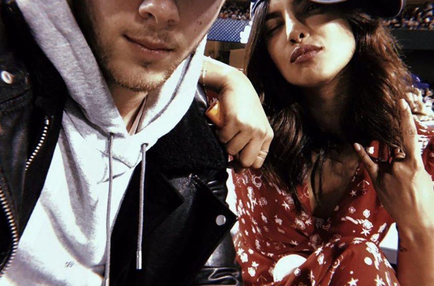 Priyanka Chopra y Nick Jonas comparten foto de su primera cita