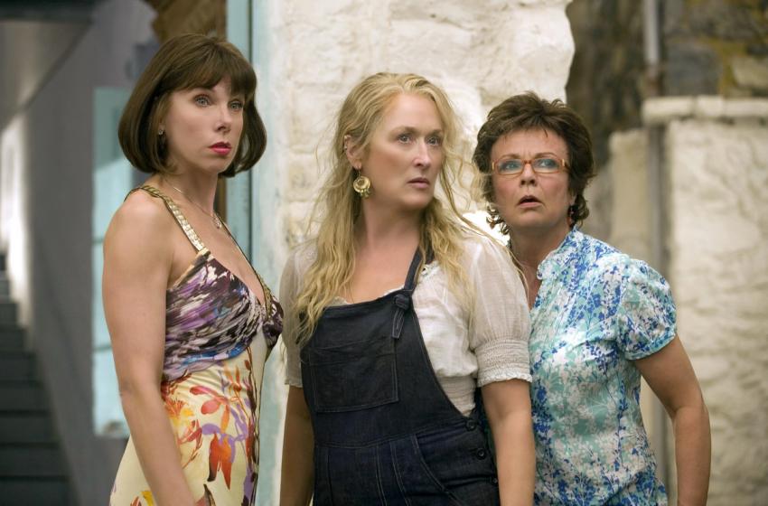 Productores trabajando en Mamma Mia 3 ?