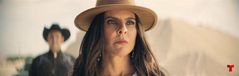 """La Reina del Sur"" Kate del Castillo regresa como la icónica protagonista Teresa Mendoza"