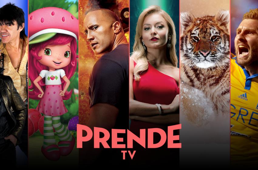 Univision Anuncia PrendeTV, el Primer Servicio Premium y Gratuito de Streaming