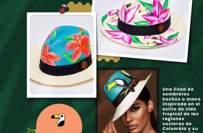 """""""Colombiana's Hats"""" sombreros panameños hechos a mano"""