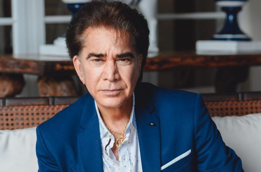 """Jose Luis Rodriguez """"El Puma"""" sera galardonado con el Premio Leyenda durante los Latin American Music Awards"""