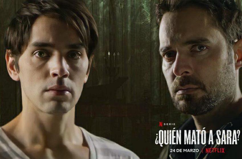 Leo Deluglio debuta en Netflix como protagonista juvenil de ¿Quién mató a Sara?
