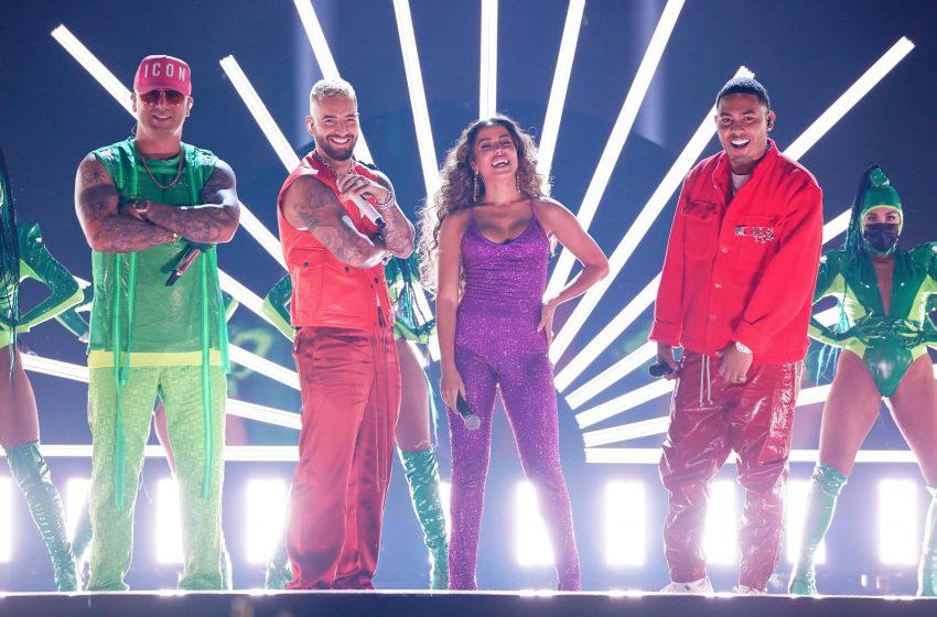 Lo momentos más destacados de los Latin American Music Awards