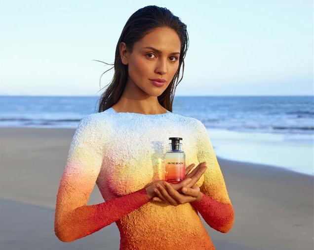 Eiza González protagoniza campaña para Louis Vuitton