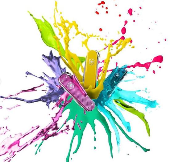 Descubre el mundo a colores con VICTORINOX